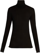 Joseph Roll-neck merino-wool sweater