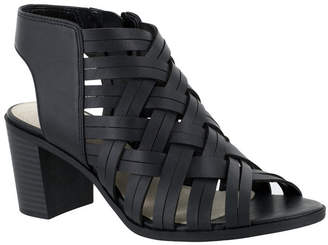 Easy Street Shoes Angel Block Heeled Sandals Women Shoes