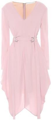 Stella McCartney Exclusive to Mytheresa Crepe sable dress