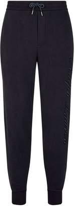 Ralph Lauren Purple Label Logo Sweatpants