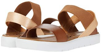 Blowfish Boss (Arabian Sand/Rose Gold Galaxy) Women's Sandals