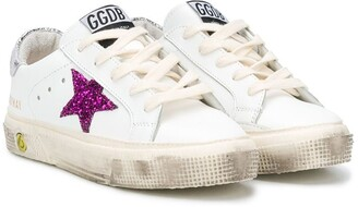 Golden Goose Kids Superstar low-top sneaker