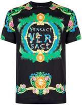 Versace Garden Print T-shirt