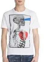 Viktor & Rolf Skull Profile Heart T-shirt