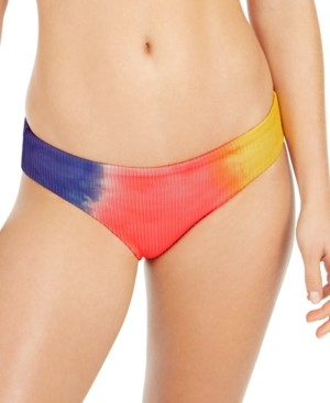 Soluna Moonlight Tie-Dye Full Moon Hipster Bottoms Women's Swimsuit