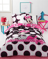 Disney Disney's Minnie Dots are the New Black Twin 5-Pc. Comforter Set