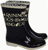 Emma Bridgewater Short Toast Wellies - Size 4