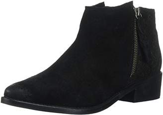 Naughty Monkey Women's Saint Elmos Ankle Bootie