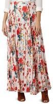 Karen Millen Floral Print Maxi Skirt