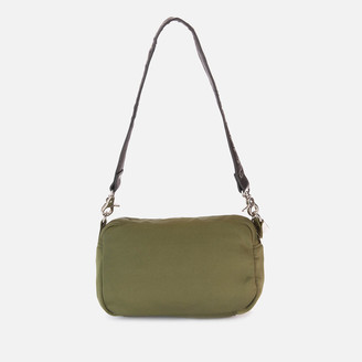 Nunoo Women's Ellie Scuba Cross Body Bag - Green