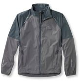 L.L. Bean Ultralight Wind Jacket, Colorblock