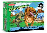 Melissa & Doug Land of Dinosaurs Floor Puzzle - 48 Pieces