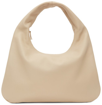 The Row Beige Everyday Shoulder Bag