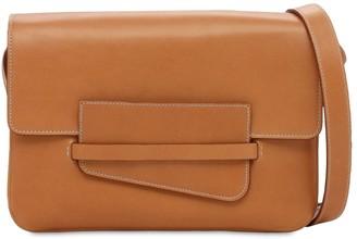 Il Bisonte Belle Donne Fifty Leather Shoulder Bag