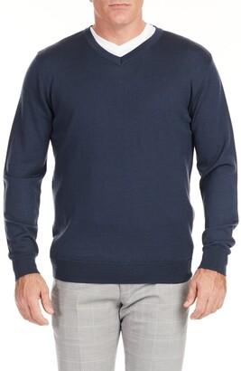 Johnny Bigg V-Neck Sweater