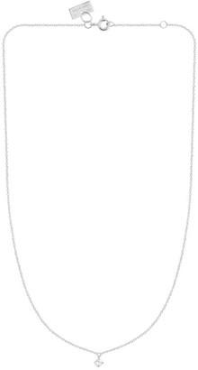 VANRYCKE White Gold And Diamond Pendant Necklace