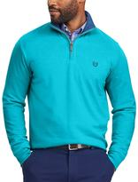 Chaps Men's Classic-Fit Easy-Care Quarter-Zip Pullover