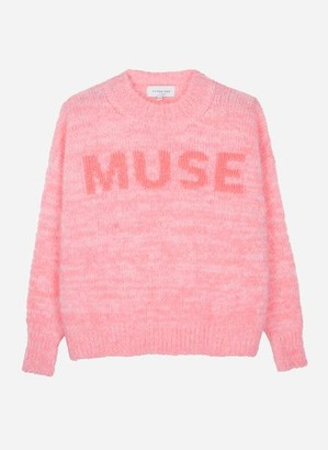 Maison Anje - Lamuse Knitted Jumper Pink Fluo - S/M