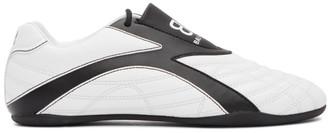 Balenciaga White Zen Sneakers