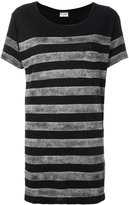 Saint Laurent stripe T-shirt