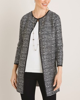 Travelers Collection Textured Jacket