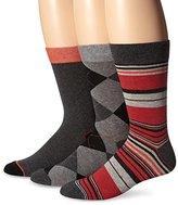 Ben Sherman Men's Trevor Crew Socks (Pack of 3)