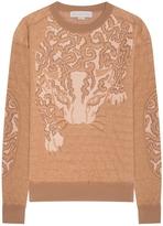 Stella McCartney Leopard Sweatshirt