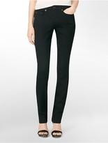 Calvin Klein Curvy Powerstretch Skinny Black Wash Jeans
