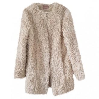 Zadig & Voltaire Beige Coat for Women