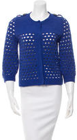See by Chloe Open Knit Cardigan