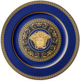 Versace Medusa Blue Service Plate 30cm