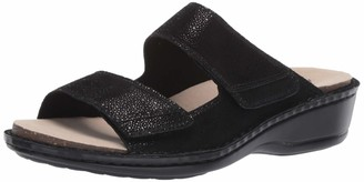 Aravon Women's Cambridge 2 Strap Sandal