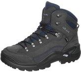 Lowa Renegade Gtx Mid Walking Boots Black/blue
