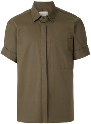 Egrey Short Sleeves Shirt