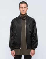 Lad Musician Reversible Bomber Jacket