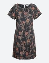 Fat Face Annie Trailing Poppies Dress