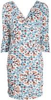 Roberto Cavalli all-over print dress