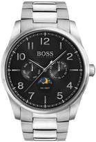 HUGO BOSS Men's Heritage Classic Bracelet Watch, 43mm