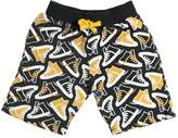 Yporqué Shoes Printed Cotton Blend Sweat Shorts