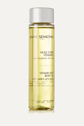 ANNE SEMONIN Vitamin Rich Body Oil, 100ml - one size