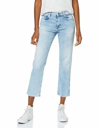 Pepe Jeans Women's Betties Pl203418 Straight Jeans