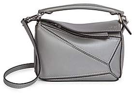 Loewe Women's Small Puzzle Leather Bag