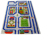 Traffic Carpet