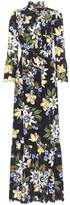 Erdem Stephanie floral-printed silk dress