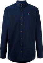 Vivienne Westwood Man - Oxford Krall shirt - men - Cotton - 52