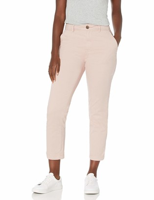 Goodthreads Stretch Chino Straight Crop Pant