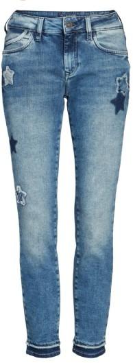 Mavi Jeans Women's Adriana Super Skinny Ankle Jeans