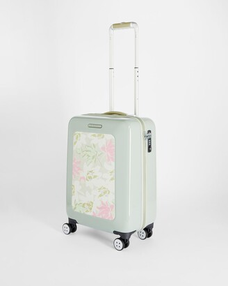 Ted Baker Tbw0103 Sage Small 4 Wheel Trolley Case