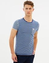 Scotch & Soda Mixed Stripes T-Shirt