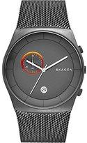 Skagen Men's SKW6186 Havene Grey Mesh Watch